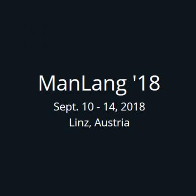 ManLang 2018 Logo